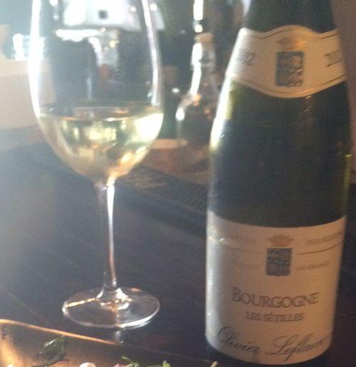 Bourgogne Olivier Leflaive