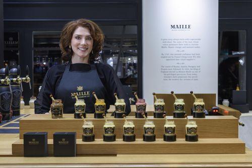 Pierette Maille Sommelier