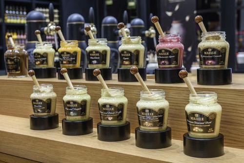 Maille mustards