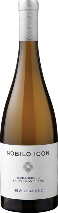 Nobilo Icon Sauvignon Blanc Bottle Shot Hi Res