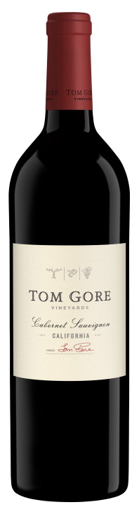 Tom Gore Vineyards 2012 Cabernet Sauvignon_Bottle Shot
