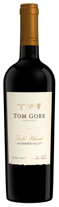 Tom Gore Vineyards 2012 Field Blend_Bottle Shot