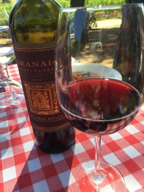 Melini wine 2