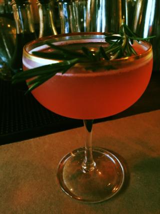Tasting Social Provence Cocktail
