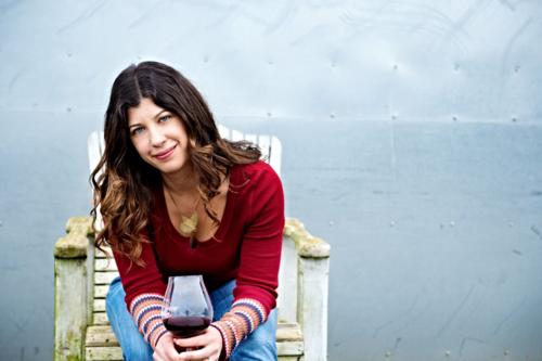 Stoller Winemaker Melissa Burr - Carolyn Wells-Kramer