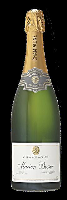 Marion Bosser champagne