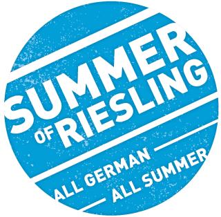 Summer of Riesling logo