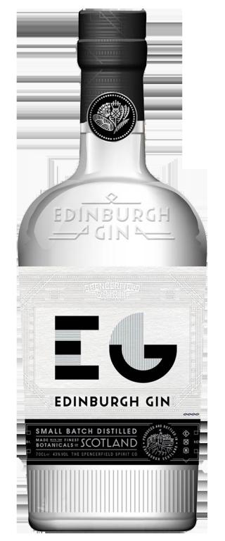 Edinburgh Gin Bottle