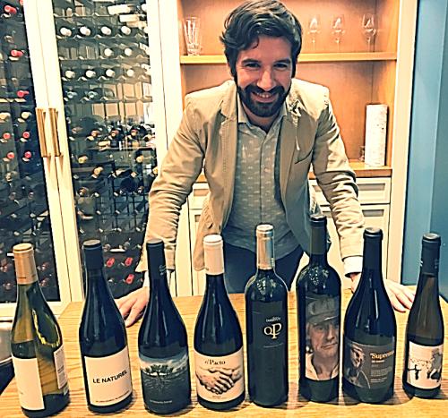 Ricardo Arambarri Vintae Wines