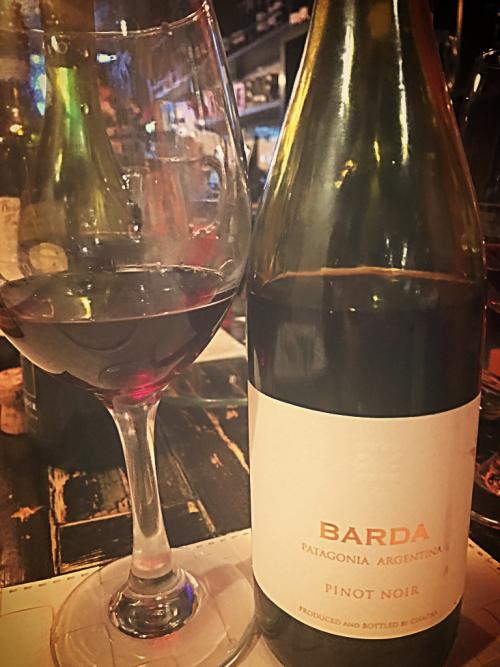 BARDA Bodega Chacra Pinot Noir