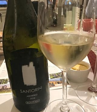 Boutari Santorini