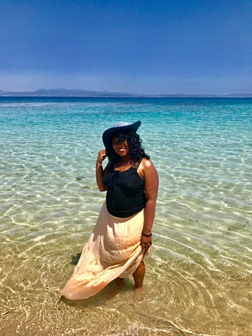 Wanda in Sardinia
