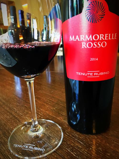 Tenute Rubino Marmorelle Rosso 2014