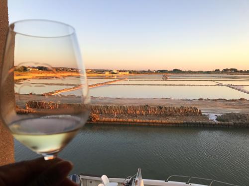 Donnafugata wine with a view