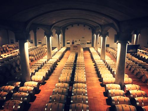 Donnafugata Marsala cellar
