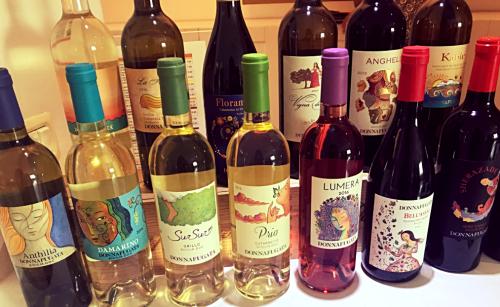 Donnafugata wines