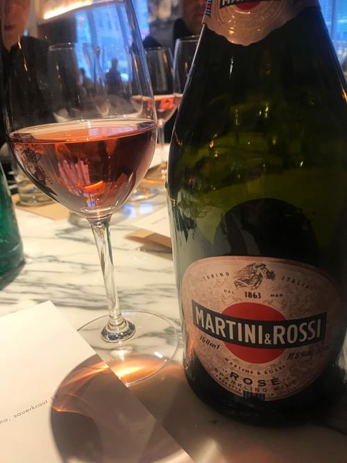 Martini Rossi Rosé