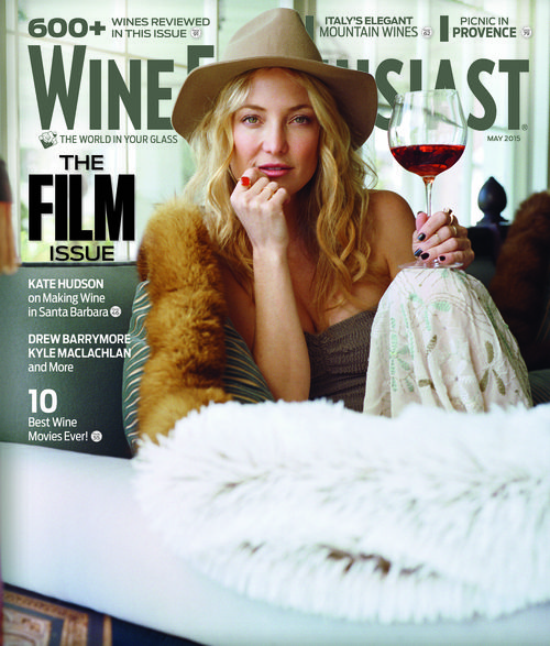 Kate Hudson Wine Enthusiast