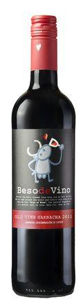 GARNACHA-OLDVINE Beso de Vino