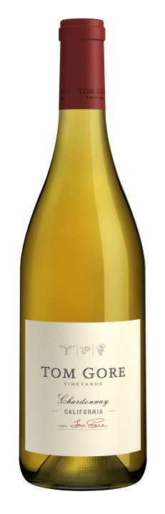 Tom Gore Vineyards 2013 Chardonnay_Bottle Shot