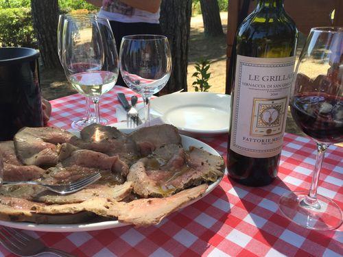 Melini wine 1