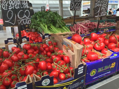 Italy Food Nest market