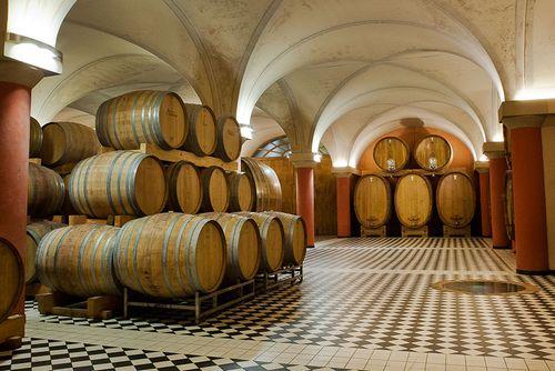 Marziano Abbona cellar