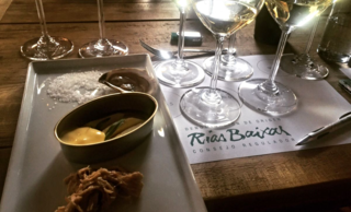 Rias Baixas with Curate Tapas