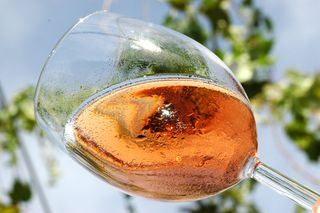 Wines of Provence glass