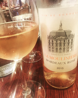 La Mouliniere Bordeaux Rose