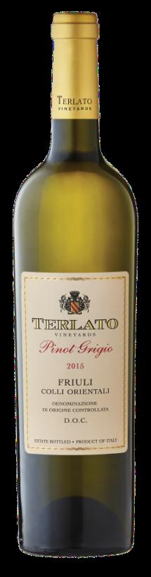 Terlato Pinot Grigio Friuli 2015