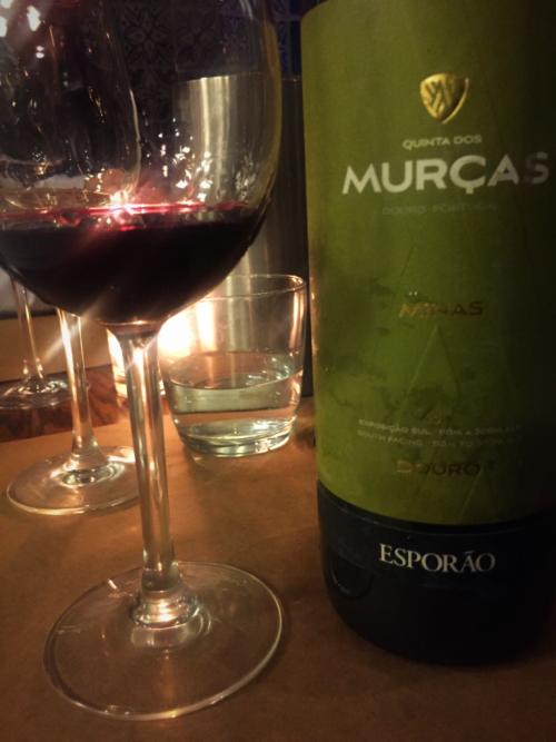 Quinta dos Murças Minas wine