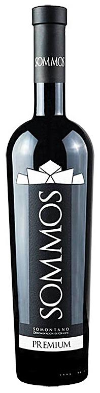 SOMMOS Premium Wine Somontano