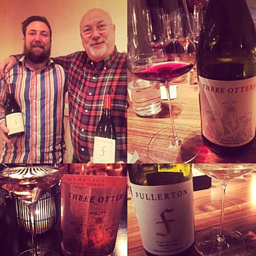 Alex and Eric Fullerton Wines