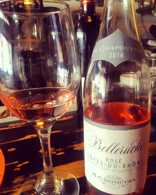 M Chapoutier Belleruche Rosé