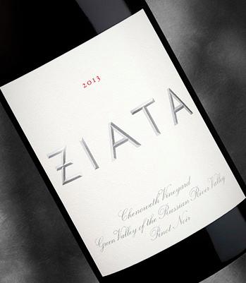 ZIATA Pinot Noir