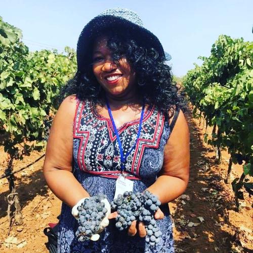 Wanda Harvest in Puglia