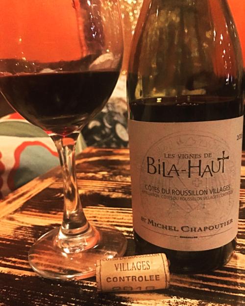 Chapoutier Bila-Haut Les Vignes