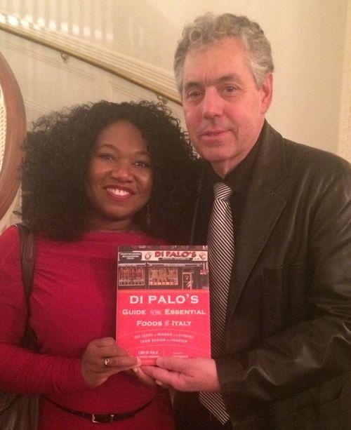 Lou Di Palo and Wanda