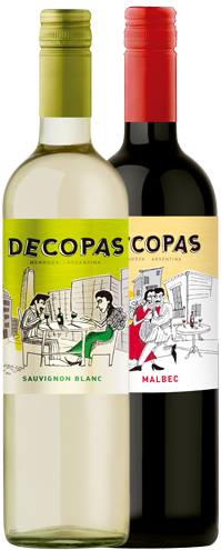 Decopas Wine