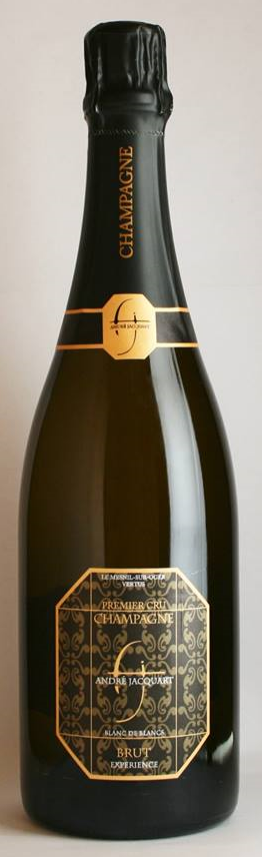 Bottle Champagne Andre Jacquart