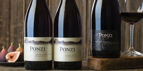 Ponzi Pinot Noir