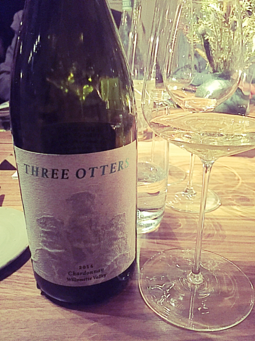 Fullerton Three Otters Chardonnay