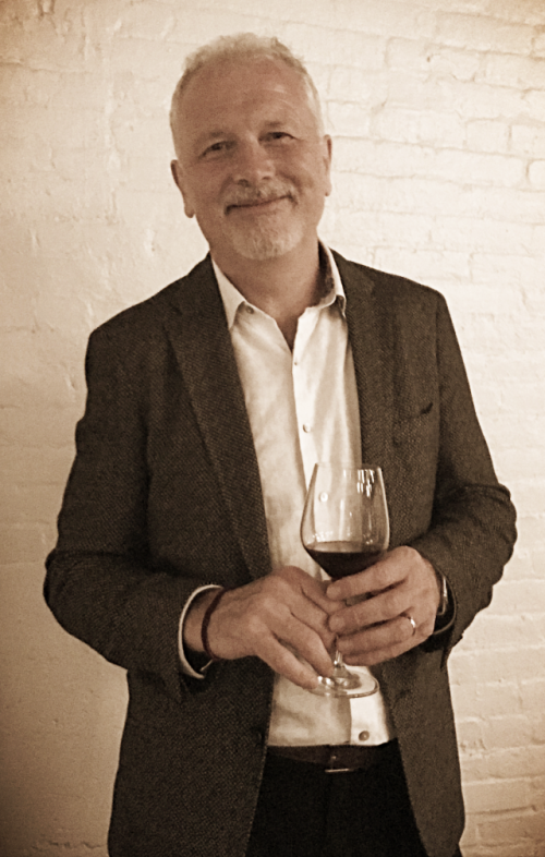 Adrian Garforth, Master of Wine