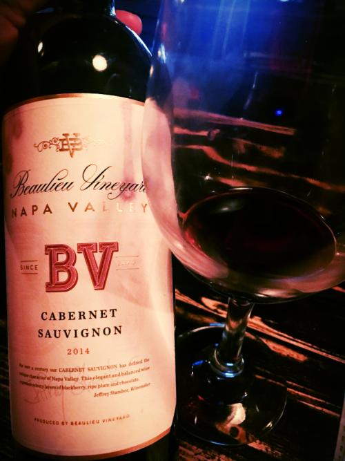 Beaulieu Cabernet BV 2014
