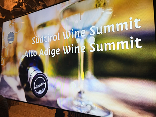 Alto Adige Wine Summit