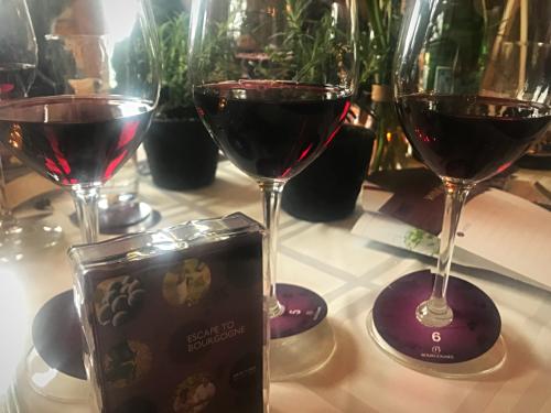 Bourgogne red