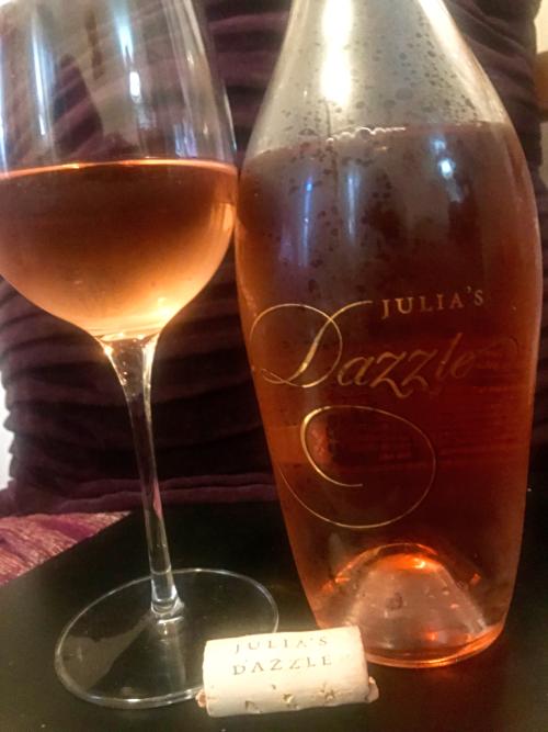 Julia's Dazzle Rosé