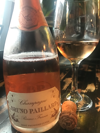 Champagne Bruno Paillard Rosé