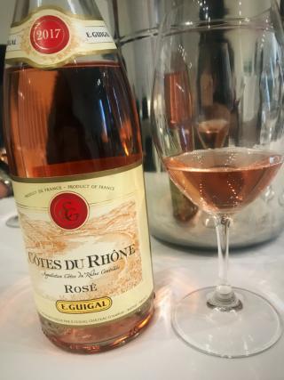 Guigal Cores du rhone Rose